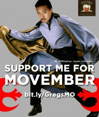 movember cause fundraising