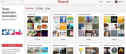 Pinterest for associations social media
