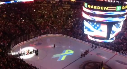bruins anthem