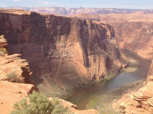 Inspiration - Colorado River, Horseshoe Bend, Page AZ
