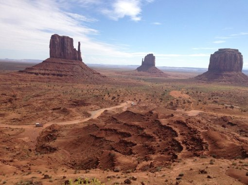 inspiration: Monument Valley AZ
