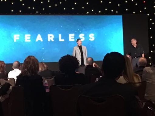 fearless at digitalNow conference