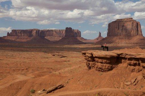 Inspiration: Monument Valley, AZ by Jeff Few