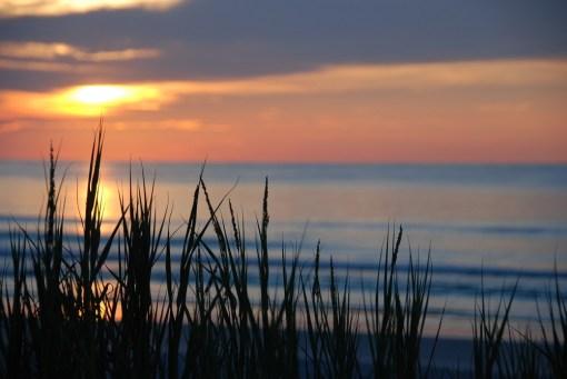 North Carolina sunset - Melody McClure