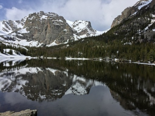 Learning events for the association community - this week's inspiration - Loch Vale, Rocky Mtn NP