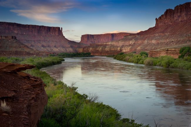 near Canyonlands NP - – inspiration for a weekly list of free educational events and resources for the association community